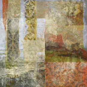 feast upon: Digital collage © 2014 Liz Ruest
