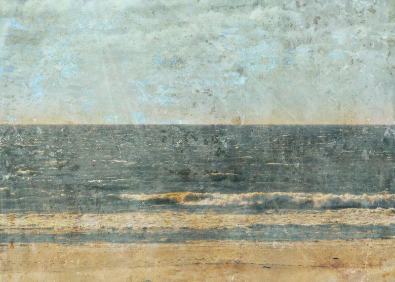DIgital collage, 32 layers © 2016 Liz Ruest